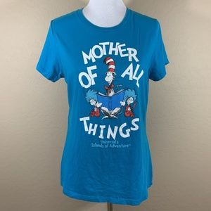 Dr Seuss Mother Of All Things T Shirt